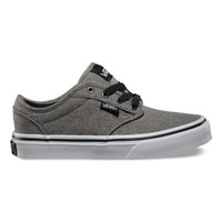 Vans Kids Atwood (Grindle pewter/black)