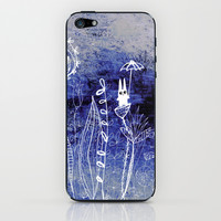 big adventure at night iPhone & iPod Skin by Marianna Tankelevich