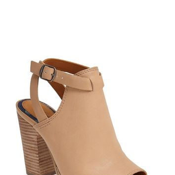 Lucky Brand 'Lubov' Cutout Bootie (Women)   Nordstrom