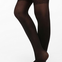 Trompe Loeil Thigh-High Tight