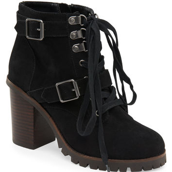 Aeropostale Dv8 Buckled Laurel Bootie