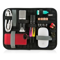 """Cocoon 11"""" Grid-It Accessory Organizer with Pocket for iPad - Apple Store (U.S.)"""