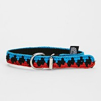 Woven Dog Collar - Urban Outfitters