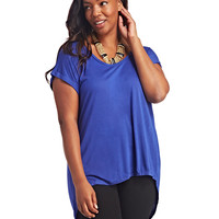 High Low Tee | Wet Seal