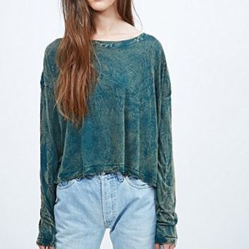 Staring at Stars Slouchy Acid Tee - Urban Outfitters