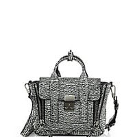 3.1 Phillip Lim - Pashli Mini Two-Tone Satchel - Saks Fifth Avenue Mobile