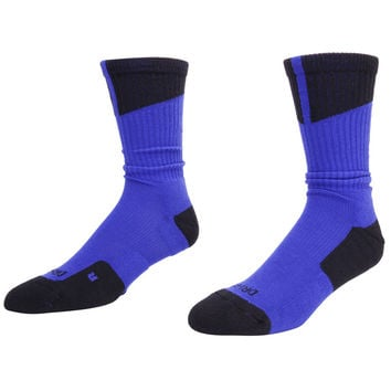 Air Jordan Drifit Crew Socks - Germain Blue