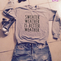 ... girls UNISEX sizing women sweater funny cute teens dope teenagers