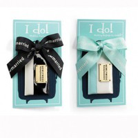 Just Married Bag Tags by Mud Pie  | Mud Pie Gifts
