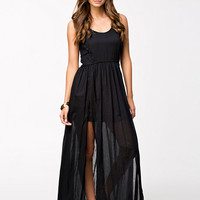 Stina Braid Dress - Rut&Circle - Black - Dresses - Clothing - Women - Nelly.com Uk