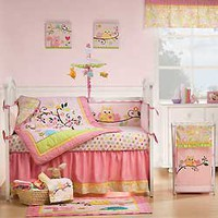Dena Happi Tree Bedding by Kidsline - Baby Crib Bedding - 5709beds