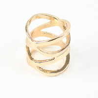 Surrounded Loop Ring