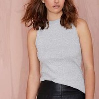 Nasty Gal With My Crew Knit Top