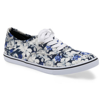 Printed Low-Top Sneaker