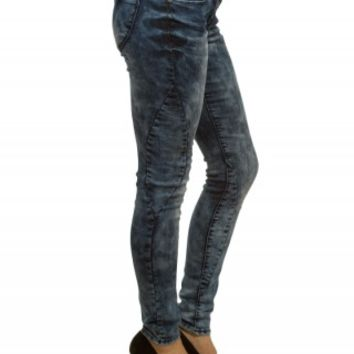 BLUE SPICE JEGGING CLOUD WASH JEANS