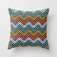 Flexuous Throw Pillow by Tracie Andrews