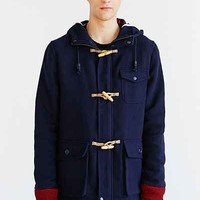 Native Youth Wool Toggle Duffle Coat - Urban Outfitters