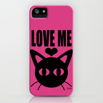 Love me iPhone & iPod Case by BATKEI