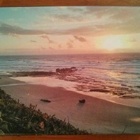 Original photo canvas print