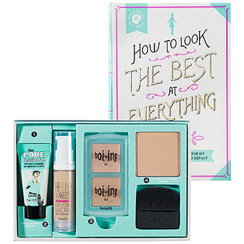 How To Look The Best At Everything - Benefit Cosmetics   Sephora