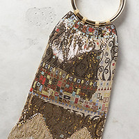Vienna Fringed Clutch