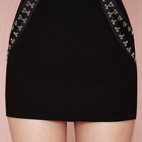 Nasty Gal Hook It Up Skirt