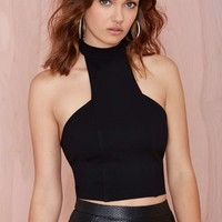 Nasty Gal Relina Crop Top