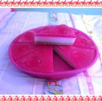 Handmade Strawberry Cheesecake Soap