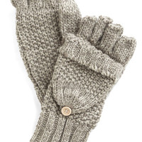 ModCloth Saturday at the Stables Fingerless Gloves in Oatmeal