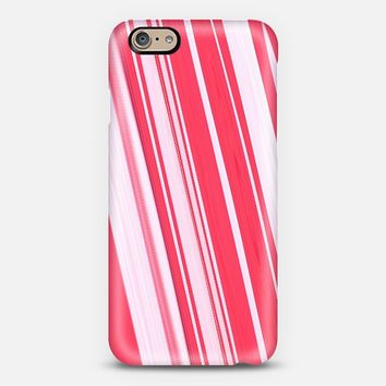 Peppermint Stick iPhone 6 case by Lyle Hatch | Casetify