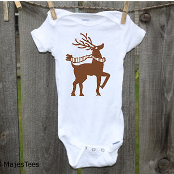 Reindeer Christmas Onesuits®, Baby's 1st Christmas, Toddler, kids