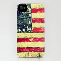 Folk Art Flag iPhone Case by RDelean | Society6
