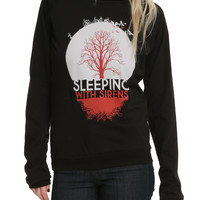 Sleeping With Sirens Tree Girls Pullover Top