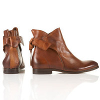 HUDSON Etty Tie Back Boots - New In This Week  - New In