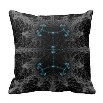 Gothic Web Abstract