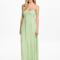 Dreamy Dress - Nly Trend - Pistachio - Party Dresses - Clothing - Women - Nelly.com