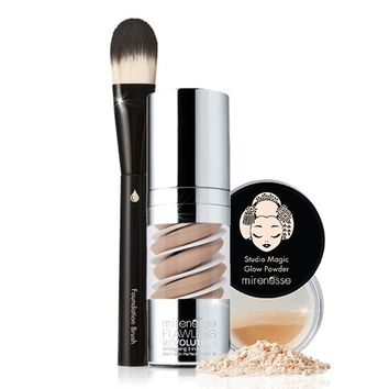 *SP 100% Smooth Finish - 3 in 1 Flawless Revolution Kit - Mirenesse