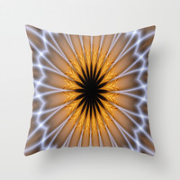 Inner Circle Throw Pillow by Chris' Landscape Images of Australia   Society6