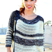 Sweet Glitter Knit Sweater – ShopCivilized