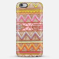 Two Feathers iPhone 6 Plus case by Lisa Argyropoulos | Casetify
