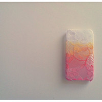 Ombre Iphone Lace Case Sunrise (Limited Edition)