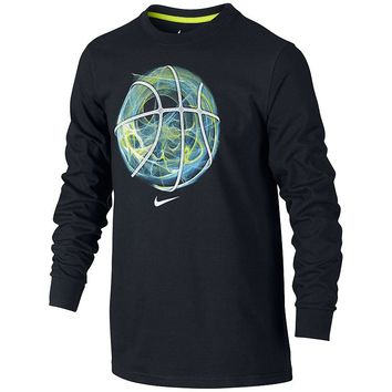 Nike Smoke Basketball Tee - Boys 8-20