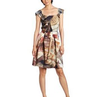 Amazon.com: Vivienne Westwood Anglomania Women's Liberty Dress: Clothing