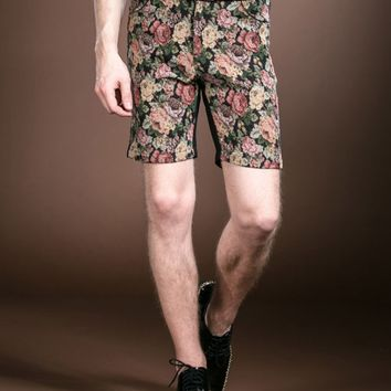 Rose Stich Shorts