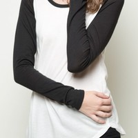BROOKE RAGLAN TOP