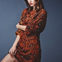 Free People Appoline Mini Dress