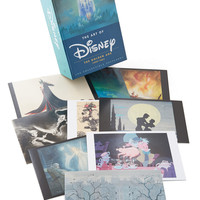 The Art of Disney Notecard Set | Mod Retro Vintage Desk Accessories | ModCloth.com