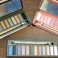 Beautiful Eyeshadow Palettes - 3 Styles!
