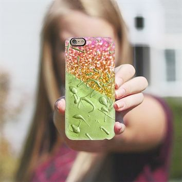 Cosmic Crush Rain iPhone 6 case by Lisa Argyropoulos | Casetify