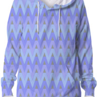Winter - His/Hers Hoody created by Lyle58 | Print All Over Me